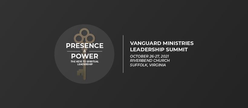 2021 Vanguard Ministries Leadership Summit