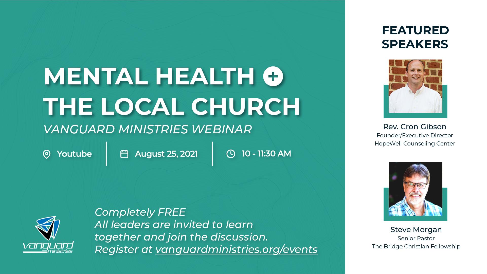 Mental Health & the Church